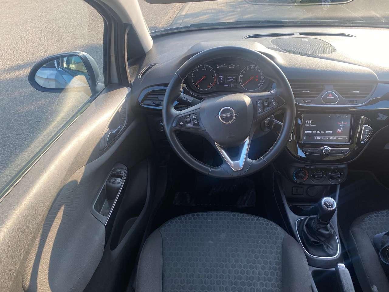 Opel Corsa 1.3 CDTI 95cv Navi,Tel, radar recul…5867 HTVA plein